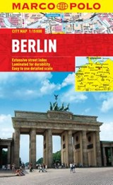 Berlin Marco Polo City Map |  |