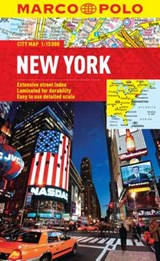 New York Marco Polo City Map |  |