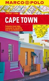 Cape Town Marco Polo City Map
