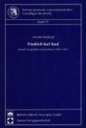 Friedrich Karl Kaul