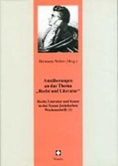 Annäherungen an das Thema ' Recht und Literatur '
