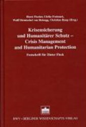 Krisensicherung und Humanitärer Schutz /Crisis Management and Humanitarian Protection