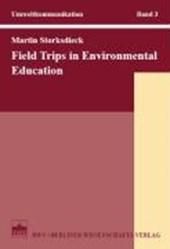 Field Trips in Environmental Education