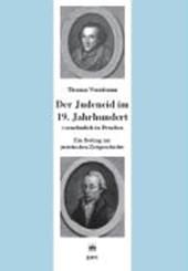 Der Judeneid im 19. Jahrhundert vornehmlich in Preußen