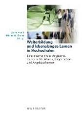 Weiterbildung und lebenslanges Lernen in Hochschulen