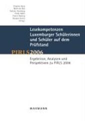 Lesekompetenzen Luxemburger Schülerinnen und Schüler auf dem Prüfstand