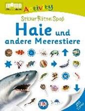memo Activity. Haie und andere Meerestiere