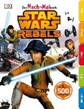 Das Mach-Malbuch. Star Wars Rebels(TM)