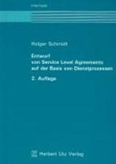 Entwurf von Service Level Agreements auf der Basis von Dienstprozessen