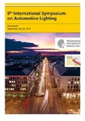 9th International Symposium on Automotive Lighting - ISAL 2011 - Proceedings of the Conference