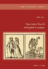 Non-native Speech in English Literature | Maria Sutor |