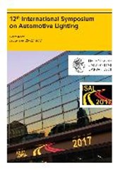 12th International Symposium on Automotive Lighting - ISAL 2017 - Proceedings of the Conference