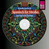 Spanisch für Mexiko, Kauderwelsch AusspracheTrainer, Wort für Wort - Audio-CD