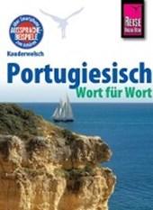 Reise Know-How Kauderwelsch Portugiesisch - Wort für Wort