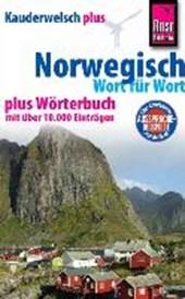Reise Know-How Kauderwelsch plus Norwegisch - Wort für Wort plus Wörterbuch