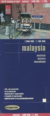 Malaysia 1 : 800 000 / 1 : 1 100 000