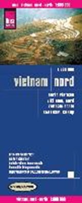 Reise Know-How Landkarte Vietnam Nord 1 : 600.000 | auteur onbekend |