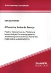 Affirmative Action in Europa
