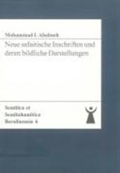 Neue safaitische Inschriften und deren bildliche Darstellungen