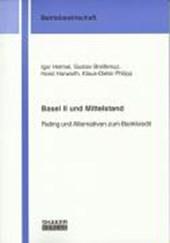 Basel II und Mittelstand