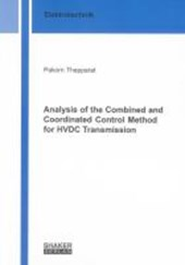 Analysis of the Combined and Coordinated Control Method for HVDC Transmission