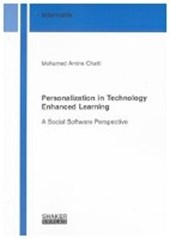 Personalization in Technology Enhanced Learning