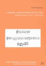 ... a deeper understanding of all music | auteur onbekend |