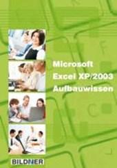 Microsoft Excel XP/2003 Aufbauwissen