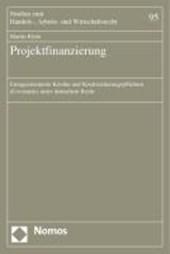 Projektfinanzierung