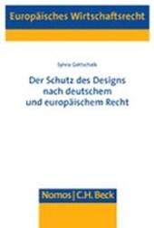 Schutz des Designs nach deutschem und europäischem Recht