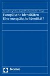 Europäische Identitäten - Eine europäische Identität?