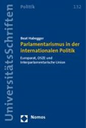 Parlamentarismus in der internationalen Politik
