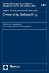 Ownership Unbundling