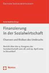 Finanzierung in der Sozialwirtschaft