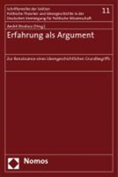 Erfahrung als Argument