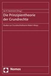 Die Prinzipientheorie der Grundrechte