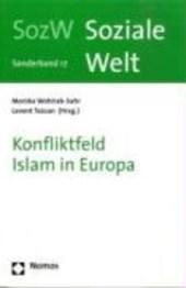 Konfliktfeld Islam in Europa