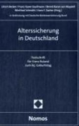 Alterssicherung in Deutschland | auteur onbekend |