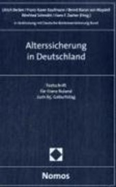 Alterssicherung in Deutschland |  |