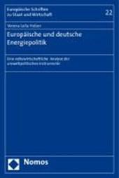 Europäische und deutsche Energiepolitik