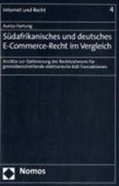 Südafrikanisches und deutsches E-Commerce-Recht im Vergleich