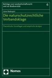 Die naturschutzrechtliche Verbandsklage