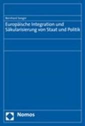 Europäische Integration und Säkularisierung von Staat und Politik