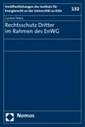 Rechtsschutz Dritter im Rahmen des EnWG