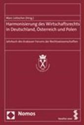 Harmonisierung des Wirtschaftsrechts in Deutschland, Österreich und Polen
