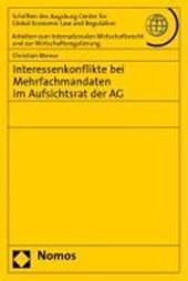 Interessenkonflikte bei Mehrfachmandaten im Aufsichtsrat der AG