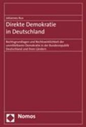 Direkte Demokratie in Deutschland