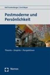 Postmoderne und Persönlichkeit