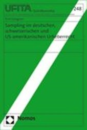 Sampling im deutschen, schweizerischen und US-amerikanischen Urheberrecht