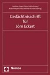 Gedächtnisschrift für Jörn Eckert